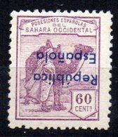 Sello Nº 44bhi  Sahara - Sahara Español