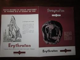 L IMAGINATION N 3 PUBLICITE MEDICALE : L ESCARGOT A COMBUSTION LENTE , LE VELOCIPEDE POUR PICADORS - Advertising