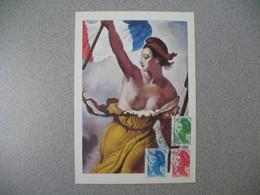 Carte-Maximum 1984   N°  2318 à 2320 - Maximum Cards