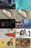 Télécartes Lot 1-MB - Télécartes