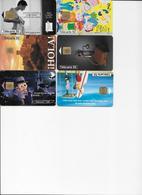 Télécartes Lot 2-MB - Télécartes