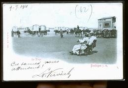 BOULOGNE SUR MER  1899 TIRAGE               JLM - Boulogne Sur Mer