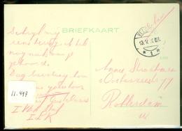 VELDPOST HANDGESCHREVEN BRIEFKAART Uit 1940 Naar ROTTERDAM     (11.497) - Periode 1891-1948 (Wilhelmina)