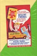 BUVARD & Blotting Paper :Pates MILLIAT FRERES - Gingerbread