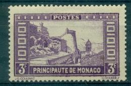 MONACO N° 130 N X (légère) TB Cote : 23.50 € - Monaco