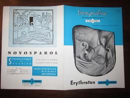 L IMAGINATION N 8 PUBLICITE MEDICALE : MELUSINE LUSIGNAN - Advertising