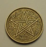1945 - Maroc - Morocco - 1364 - 1 FRANC, Empire Chérifien, Mohammed V, Y 41 - Marokko