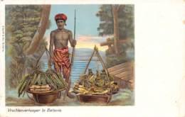 Indonésie  / Belle Oblitération Maritime - 01 - - Indonésie