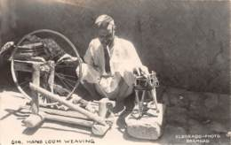 Iracq / 19 - Hand Loom Weaving - Iraq
