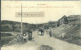 Lozère : La Croix De Berthel, Reproduction Sur Papier-Photo, Sommet Du Col De St Maurice De Ventalon... - France