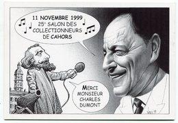 VEYRI - CAHORS Carte Pirate - 1999 - Charles DUMONT / Léon GAMBETTA - Voir Scan - Veyri, Bernard