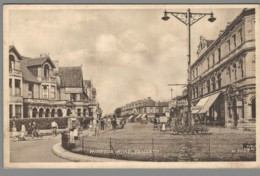 CPA Royaume Uni - Windsor Road - Penarth - Pays De Galles