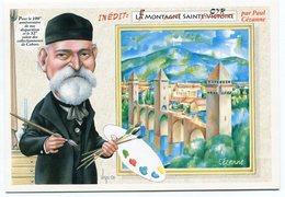 VEYRI - CAHORS Carte Pirate - 2006 - Paul CEZANNE - Voir Scan - Veyri, Bernard