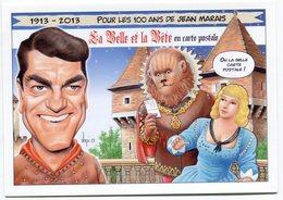 VEYRI - CAHORS Carte Pirate - 2013 - Jean MARAIS - La Belle Et La Bête  - Voir Scan - Veyri, Bernard