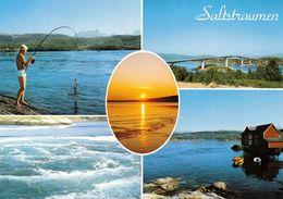 1 AK Norwegen * Der Saltstraumen In Der Provinz Nordland - Der Stärkste Gezeitenstrom Der Welt * - Norwegen