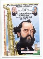 VEYRI - CAHORS Carte Pirate - 2014 - Adolphe SAX, Créateur Du Saxophone - Voir Scan - Veyri, Bernard