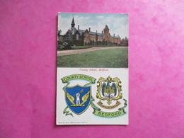 CPA ROYAUME UNI COUNTY SCHOOL BEDFORD - Bedford