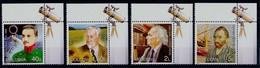 MOLDAVIE  N. Donici, N. Dimo, N. Costenco, V. Van Gogh. Astrophysicien, écrivain, Peintre…neufs**. 2003. Télescope - Astronomie