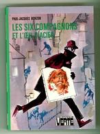 """Bibliothèque Verte - Série 6C - Paul-Jacques Bonzon - """"Les Six Compagnons Et L'oeil D'acier"""" - 1977 - Bibliotheque Verte"""