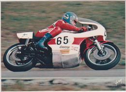 MOTO :  Lansivuori  , Yamaha  700 T2 A Magny  Court - Moto