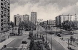 Tram/Strassenbahn Milano,Piazzale Fiume, Ungelaufen - Tram