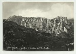 TAVOLINO E TORRIONE DEL MONTE CORCHIA - NV FG - Lucca
