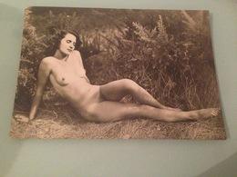 Ancienne Photographie Femme Nu Erotique Editions De Luxe Estel Paris - Nudi Artistici (1960-…)