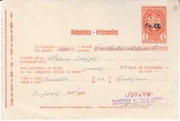 3472  SLOVENIJA  POBOTNICA  CO.CI  LUBIANA - Slovenië