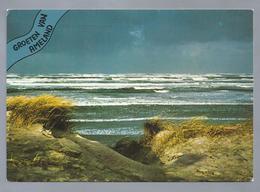 NL.- GROETEN VAN AMELAND. - Gruss Aus.../ Gruesse Aus...