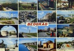 Beograd - 918 - Formato Grande Viaggiata Mancante Di Affrancatura – E 9 - Jugoslavia