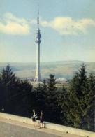 Beograd - Avola - Torre Della Televisione - Formato Grande Viaggiata Mancante Di Affrancatura – E 9 - Jugoslavia