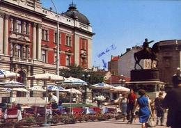 Beograd - Spomenik - 1562 - Formato Grande Viaggiata – E 9 - Jugoslavia