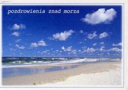 Pozdrowienia Znad Morza - Formato Grande Viaggiata – E 9 - Jugoslavia
