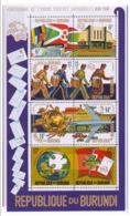 Burundi 1974 - MNH ** - UPU - Michel Nr. Bloc 79A (bdi060) - Burundi