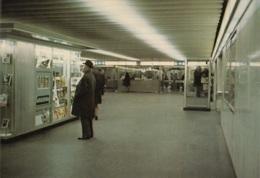 """U-Bahn L1 """"Schuman"""",Brüssel, Ungelaufen - Métro"""