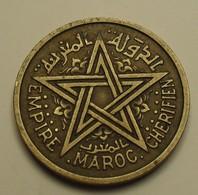 1945 - Maroc - Morocco - 1364 - 2 FRANCS, Empire Chérifien, Mohammed V - Y 42 - Marokko