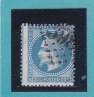 N° 29 B    GC  /   BEAU PIQUAGE   - REF 14616 - 1863-1870 Napoleon III With Laurels