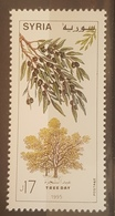 DE23- Syria 1995 MNH Stamp - Tree Day - Syria