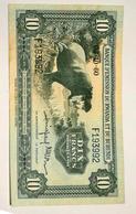 Rwanda-Burundi / Ruanda-Burundi: 10 Francs 1960 Banque D'Emission Du Rwanda Et Du Burundi P. 2 - Ruanda-Urundi