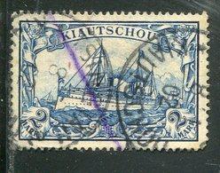 D.Kolonien - Kiautschou / 1901 / Mi. 15 O (4/059) - Colonie: Kiautchou