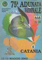 75ª Adunata Alpini Catania ANA 11-05-2002 - Manovre
