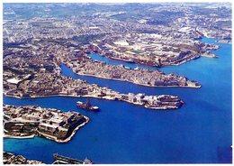 Malta. Valletta. Grand Harbour. Malte. Grand Port. - Malte