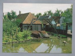 NL.- ENKHUIZEN. ZUIDERZEEMUSEUM SCHUITENHELLING UIT WERVERSHOOF. - Museum