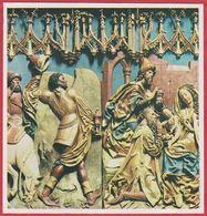 """""""Adoration Des Mages"""". Rétable De 1477 Par Wit Stwosz. Cracovie.Pologne. Encyclopédie De 1970. - Oude Documenten"""