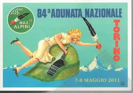 84ª Adunata Alpini Torino ANA 7-05-2011 - Manovre