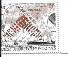 """SATELLITE """"INMARSAT"""" - Poste Aérienne"""