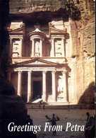 Jordanie : Greetings From Petra - Jordanie