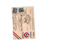 Carte Postale Aérienne - Meetings