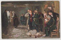 4724 Artist Repin Painting Arrest - Paintings