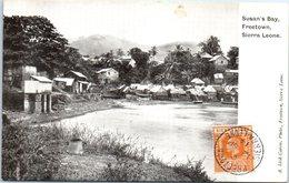 AFRIQUE --  SIERRA LEONE -- Susan's Bay  Freetovn - Sierra Leone